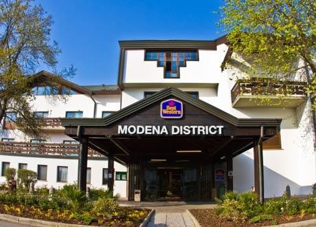 BEST WESTERN Hotel Modena District - Campogalliano (Modena)