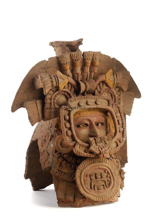 Maya Rise and Fall; Popol Vuh Museum; Guatemala City; .