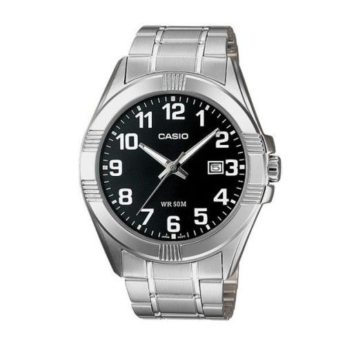 Call @ 9769465202. The Fashionable Casio Analog Metal Watch MTP1215A-1A for online sale, just get this amazing Casio Analog Metal Watch MTP1215A-1A now!Rs.3198/- only from Shopattack.in
