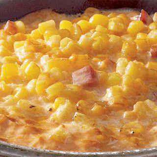 Barbecue Finds: Recipe: Fiorella's Jack Stack Barbecue Cheesy Corn Bake