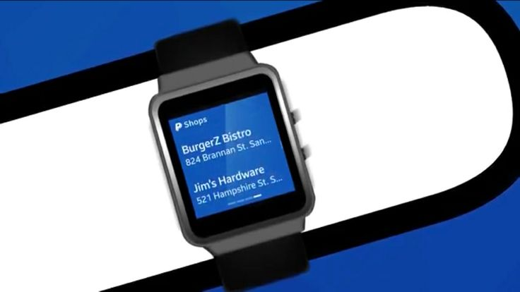 PayPal integrates into Samsung wearables, introducing