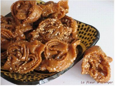 Gastronomie Ramadan, recette de Chebakia