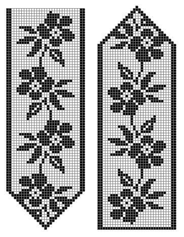 Filet Crocheted Runner (Crochet...Gotta Love It!)