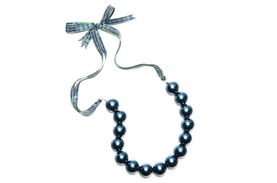 Coco necklace - Indigo