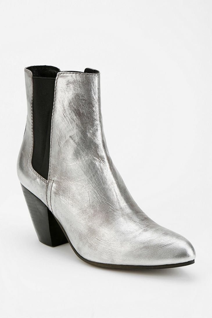Ash Obsession Metallic Ankle Boot  NOEL FIELDING BOOTS!!! BUT NOT FOR $285 HELL NO