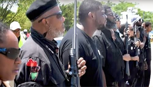 New Black Panther Party leader says blacks must move to 5 states and start a 'country within a country'