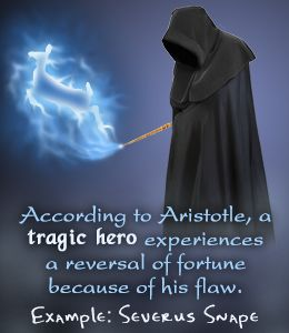 Tragic hero meaning and example