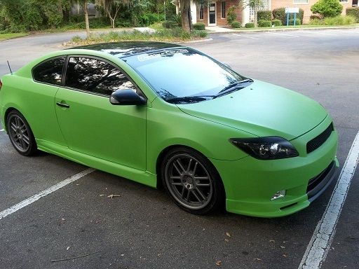 i think i want to plasti dip my scion tc something like this but orange to test it out then. Black Bedroom Furniture Sets. Home Design Ideas