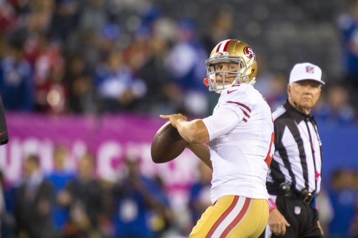 Blaine Gabbert deserves to start for San Francisco 49ers - New coach Jim Tomsula left San Francisco 49ers fans disappointed after a promising start, but he finally gave fans something to be excited about.....