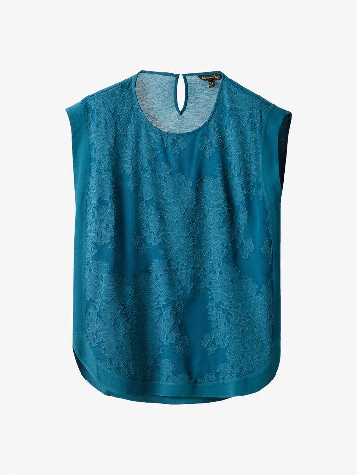 T-shirts - SALE - Massimo Dutti