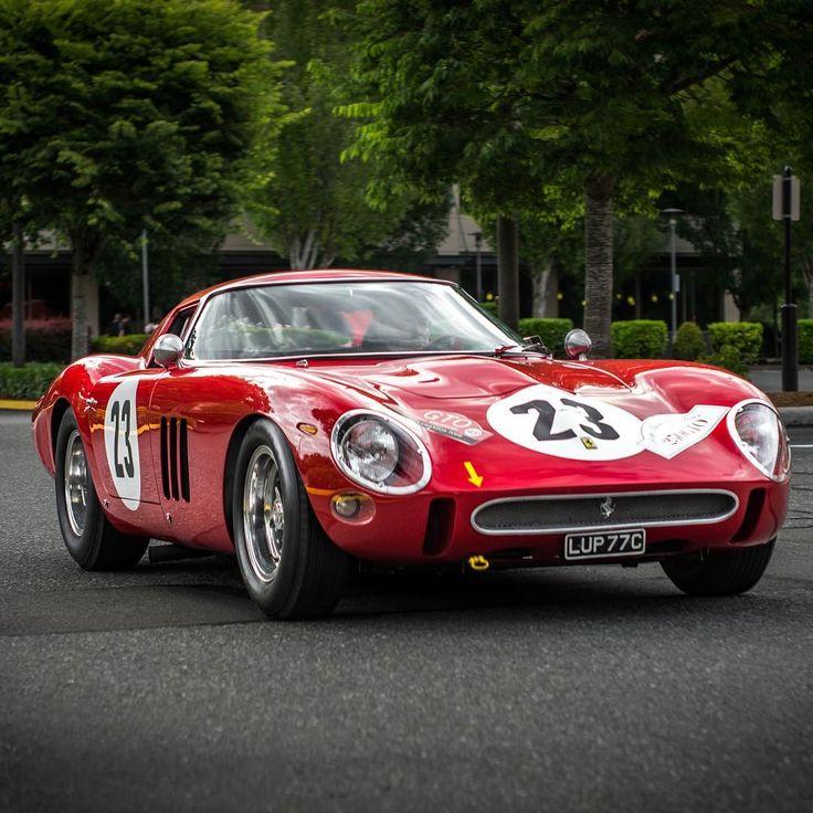 64 Gto Ferrari: 1932 Best Ferrari Race Cars Images On Pinterest
