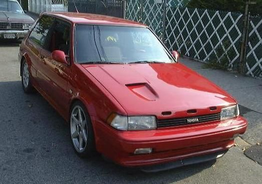 Toyota FX
