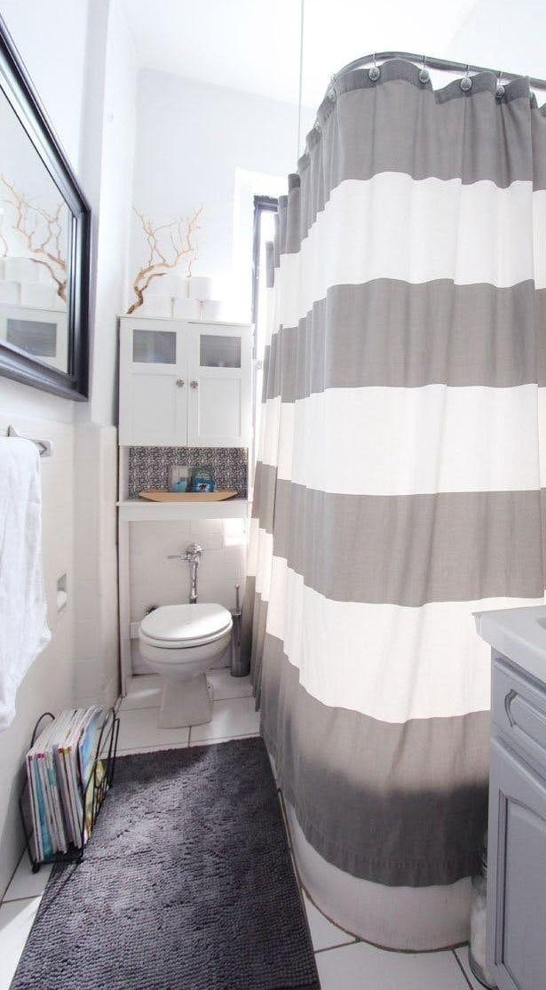 Reversible Ideas To Overhaul Your Rental Bathroom Now