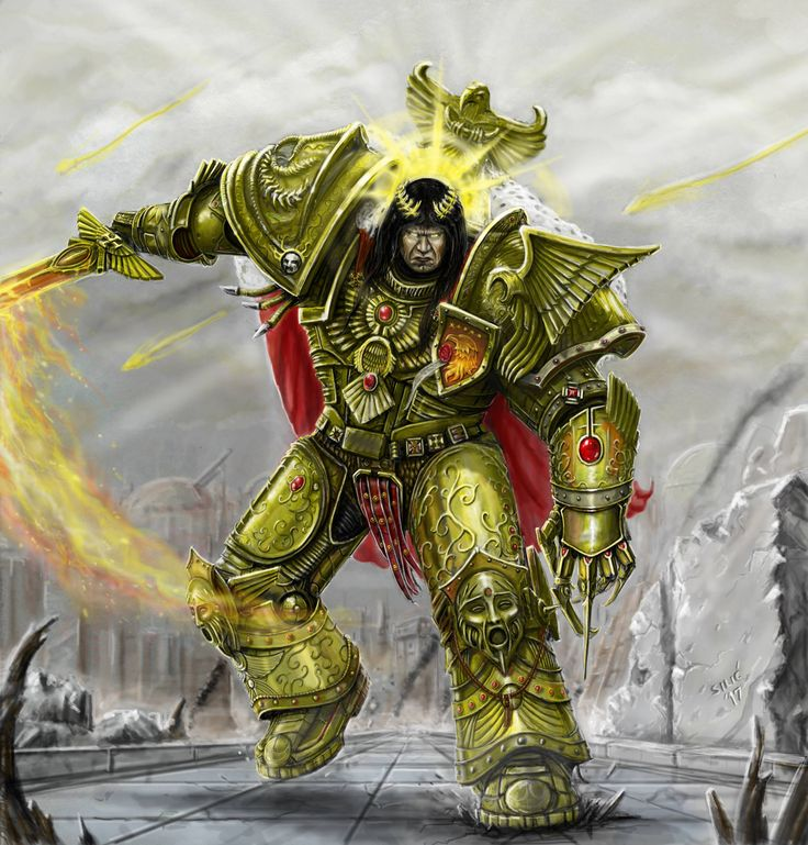 81 best The Emperor of Mankind(Warhammer 40k) images on ...
