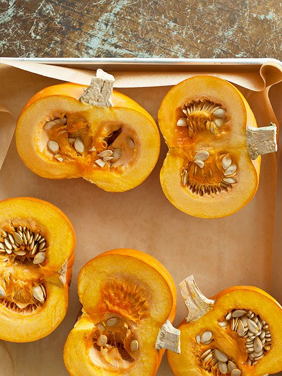 For a crunchy fall snack, learn how to roast pumpkin seeds. We'll walk you through the four easy steps to bake pumpkin seeds. All you need for this easy pumpkin recipe is oil, salt, and harvested pumpkin seeds./