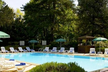 Pool Hotel du Parc - Hardelot - Cote d'Opale