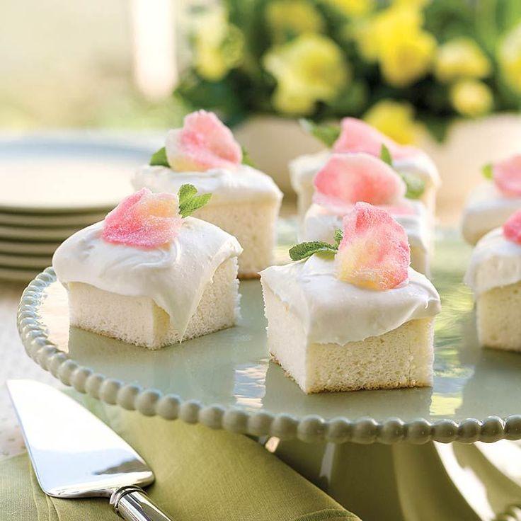 Heavenly Angel Food Cake Recipe | MyRecipes