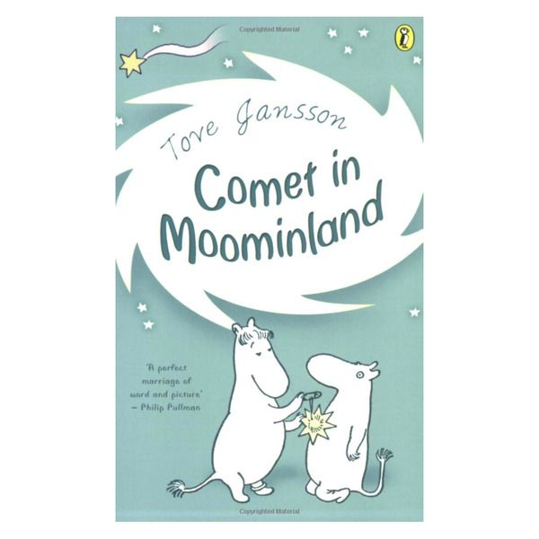 When Moomintroll learns that a comet will be passing by, he and his friend Sniff travel to the Observatory on the Lonely Mountains to consult the Professors. Along the way, they have many adventures, but the greatest adventure of all awaits them when they learn that the comet is headed straight for their beloved Moominvalley.