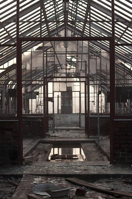 oh the beauty of an industrial glass cathedral