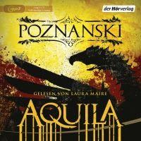 Zeit für neue Genres: Rezension: Aquila - Ursula Poznanski