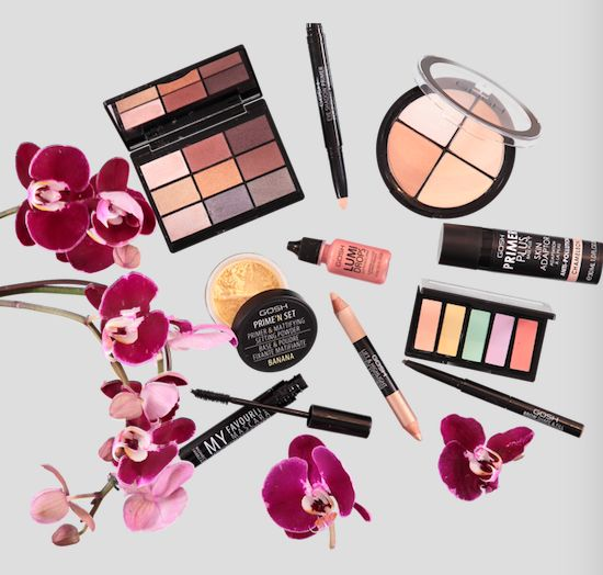 REVIEW: GOSH MAKE-UP AW17/18 COLLECTION