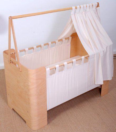 Babybett Beistellbett Kinderbett Schreibtsich 4 in 1