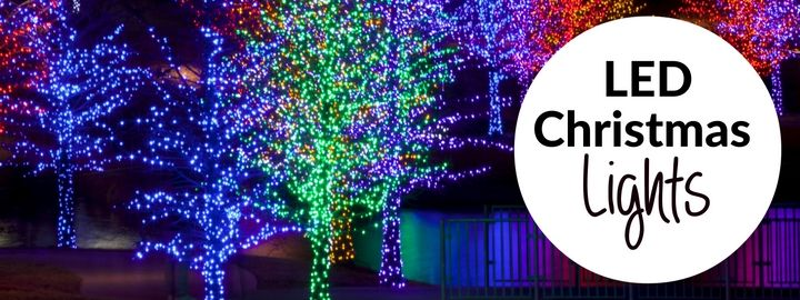 Our LED Christmas lights sets are sorted by either COLOR or SHAPE so you can find what you want quickly. Christmas-Light-Source.com