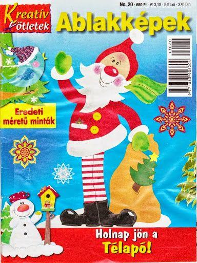 Kreatív ötletek- Ablakképek- Nr 20 - Angela Lakatos - Picasa Webalbumok