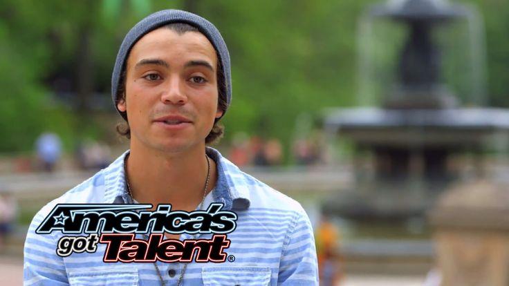"Miguel Dakota: Musician Sings Emotional ""Heartless"" Cover - America's Got Talent 2014"