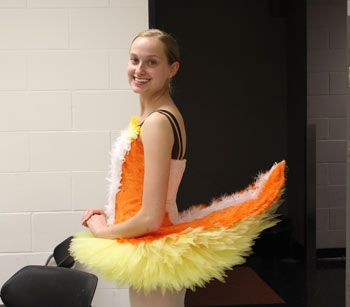 really interesting tutu design and construction information
