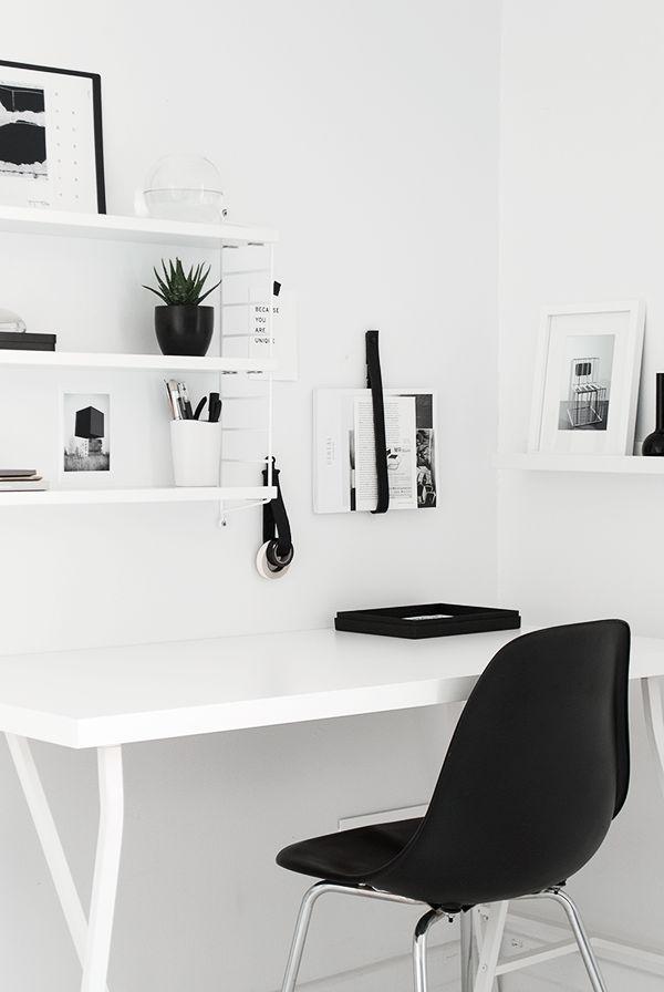 Zwart-wit combinatie