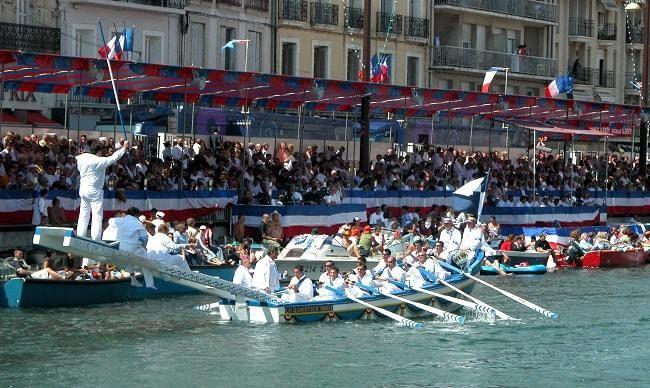 Les fêtes de la Saint-Louis à Sète, une des fêtes traditionnelles en France à ne pas manquer