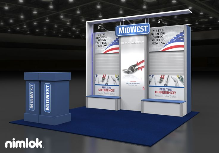 27 best images about 10x10 trade show exhibits on for Craft supply trade shows