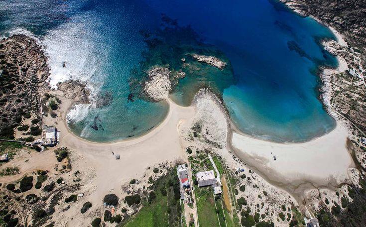 awesome Лучшие песчаные пляжи Греции: топ-10 потрясающих мест для отдыха на море