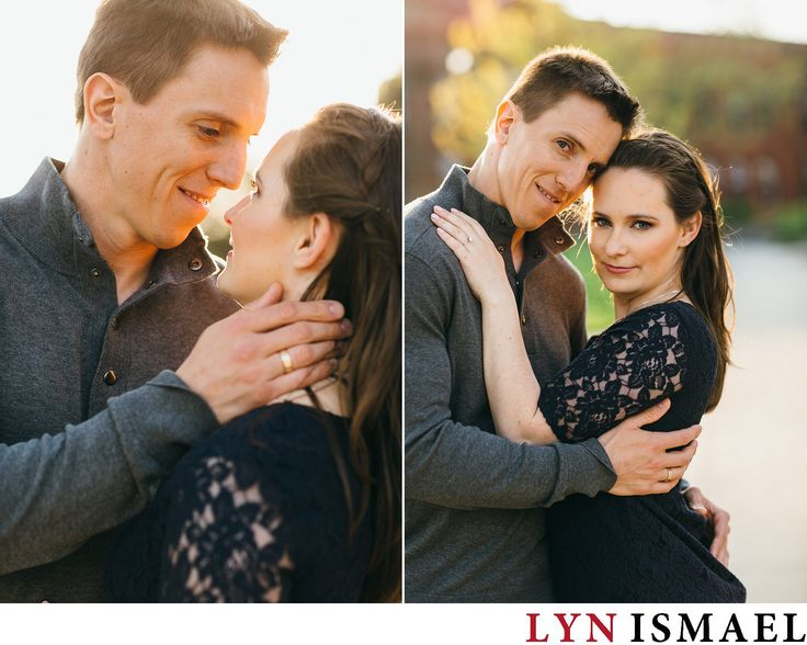 Engagement Session at The Arboretum in Guelph | Samantha and James