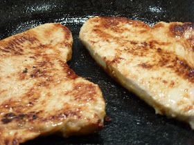 The Improving Cook: Lime and Ginger Turkey Steaks