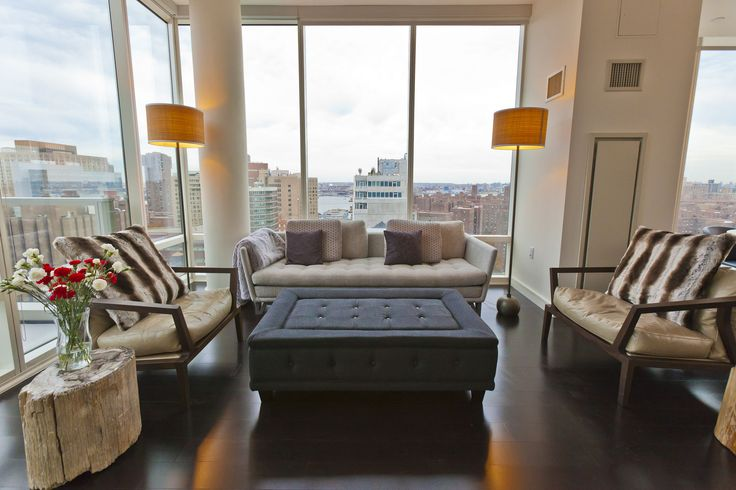 Stunning NYC Gramercy Area Penthouse. New Lux Bldg W/270º Amazing Skyline Views.Brand new Doorman building. (Non-simultaneous ok) - Home Exchange