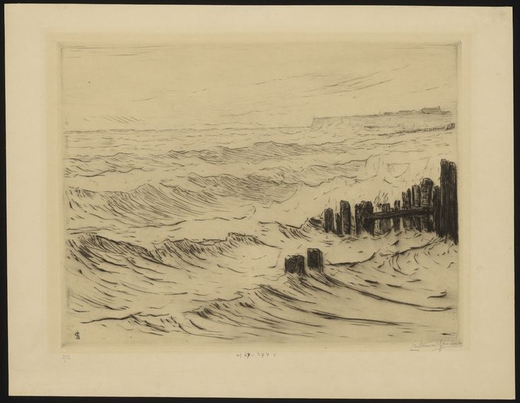 De Schelde bij Vlissingen, Carel Nicolaas Storm van 's-Gravesande