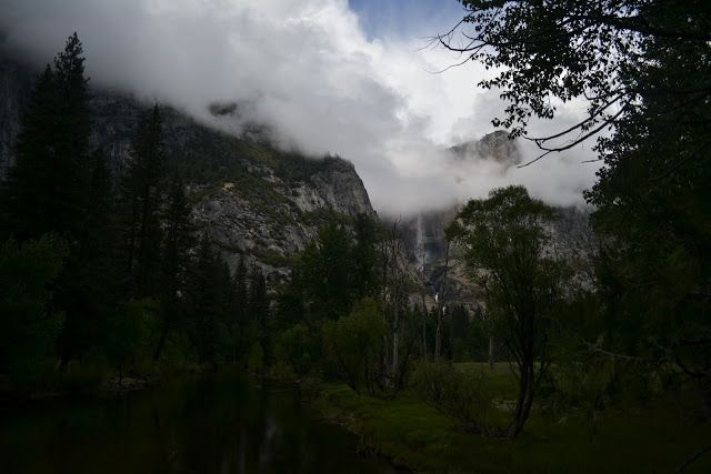 Национальный парк Йосимити, Калифорния (Yosemite National Park, CA)