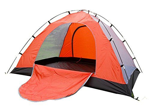 Generic Daily Family 5 Person Tent Orange >>> Find out more about the great product at the image link.