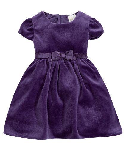H&M US Velvet Dress