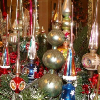Lovely 83 best Christmas finials and glass tree toppers images on  EW89