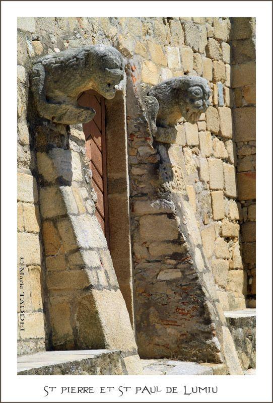 St Pierre et St Paul de Lumio - Lumio, Corse
