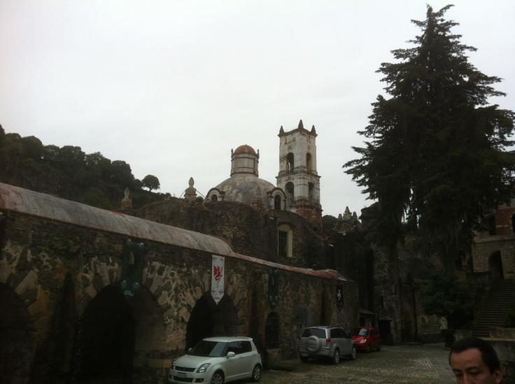 Hacienda Santa Maria Regla, HGO