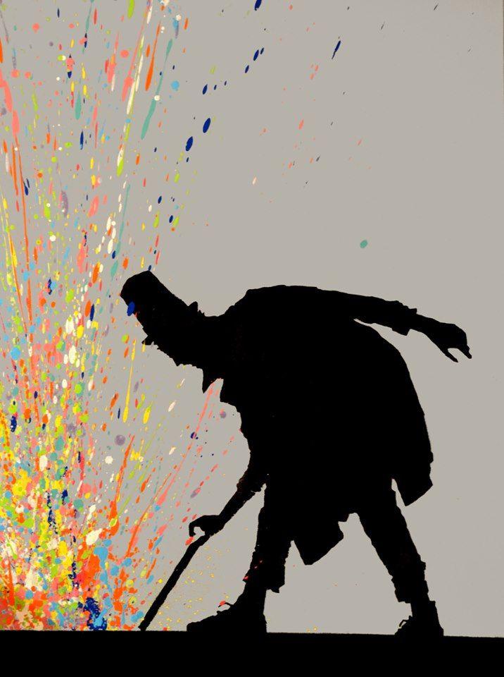 Un uomo può distinguersi da un'ombra se cerca di esser sempre causa di quel che gli accadrà