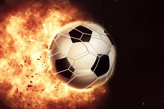 Download 3d Eploding Fiery Football Soccer Ball For Free Soccer Ball Soccer Football Soccer