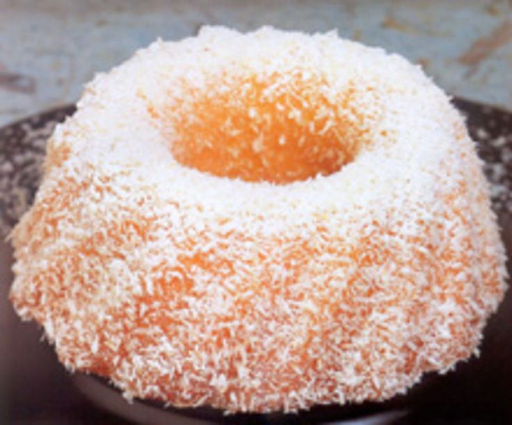 Ζαχαροπλαστική Πanos: Κέικ καρύδας
