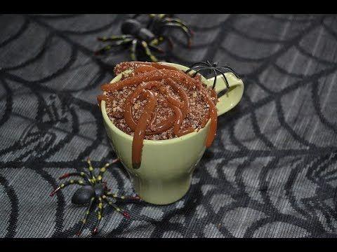 Essbare Halloween Würmer selber machen - DIY | Anleitung - YouTube