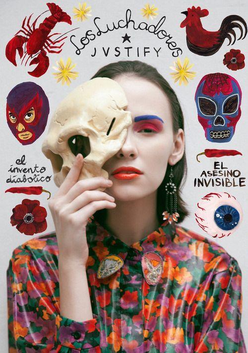 photo + illustration / mexican