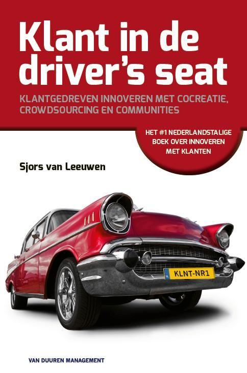 Het eerste Nederlandse boek over klantgedreven ondernemen met cocreatie, crowdsourcing en communities.